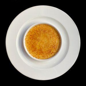 creme brulee hard rock cafe lyon